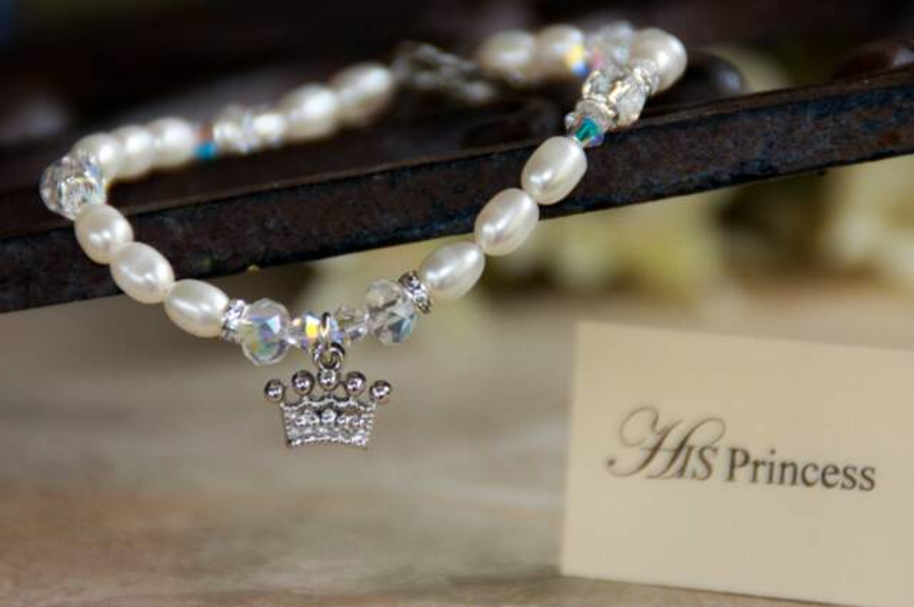 IN-338 His Princess bracelet