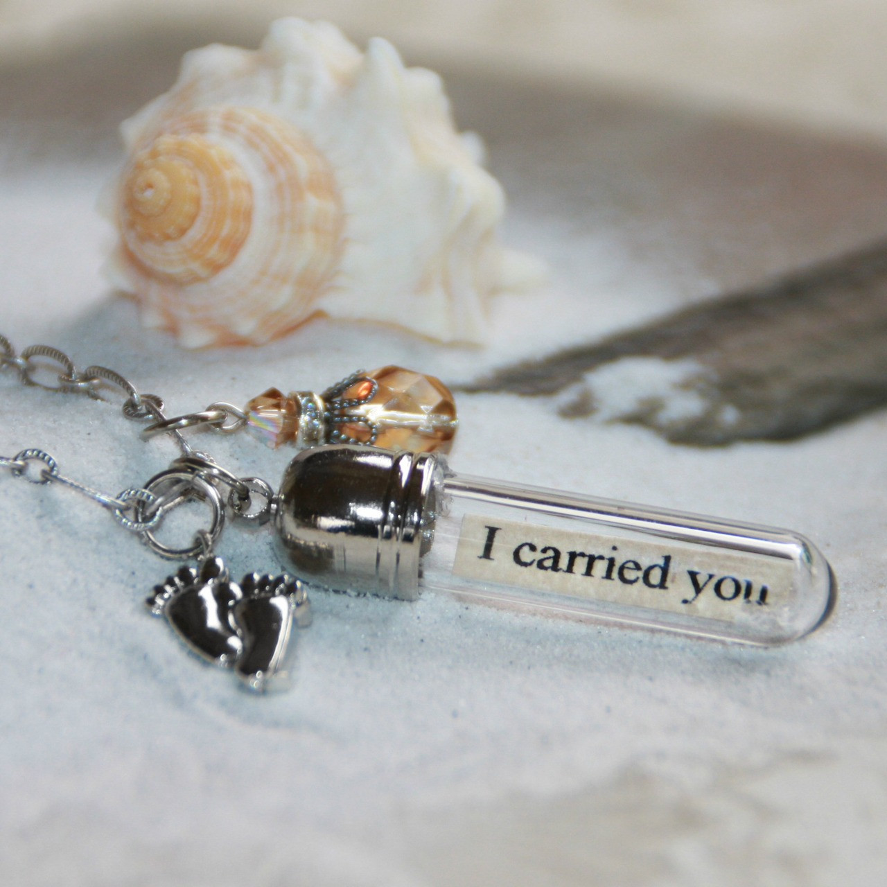 MM-X  I carried you -Jesus