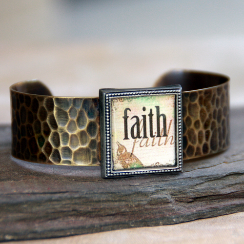 ART-115 Faith ART Bracelet
