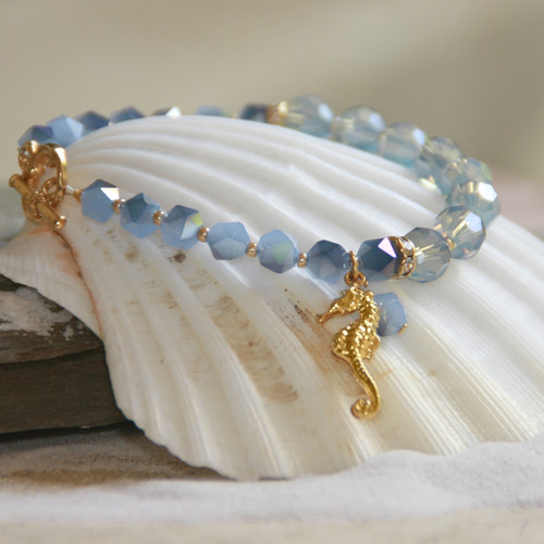 Seahorse Bracelet is just Stunning