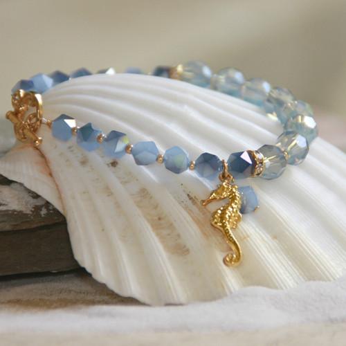 Seahorse Bracelet is just Stunning