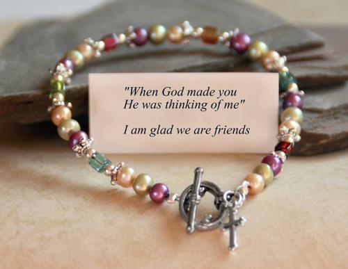 IN-262 Friends Bracelet Always a #1 Seller!