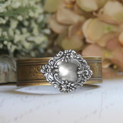 ART-146  Engraveable Cuff Bracelet