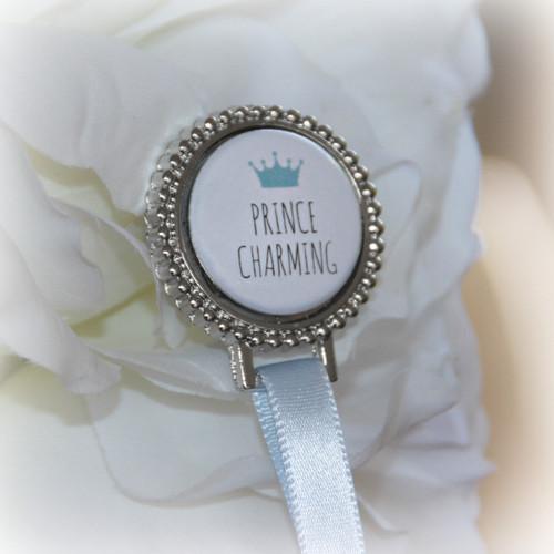 BA-69B  Prince Charming Paci-clip