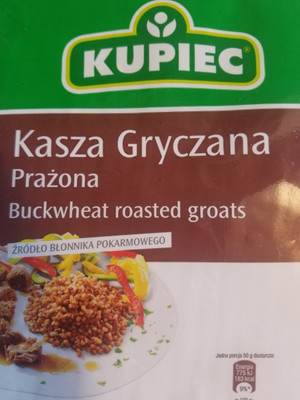Kupiec Kasza Gryczana Buckwheat Roasted