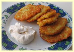 Placki Ziemniaczane Potato Pancakes