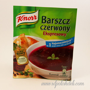 Knorr Quick Red Borscht