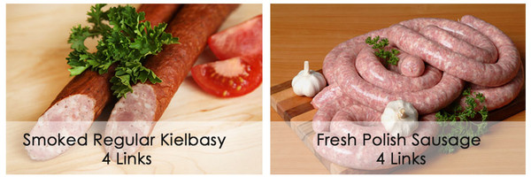 Online Polish Sausage Package