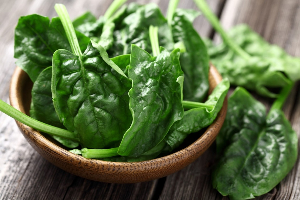 Spinach Influences Gene Expression to Cut Colon Cancer Risk in Half