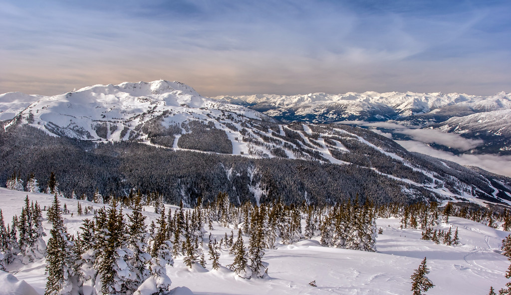 5 Scenic Ski Resorts to Visit on the West Coast