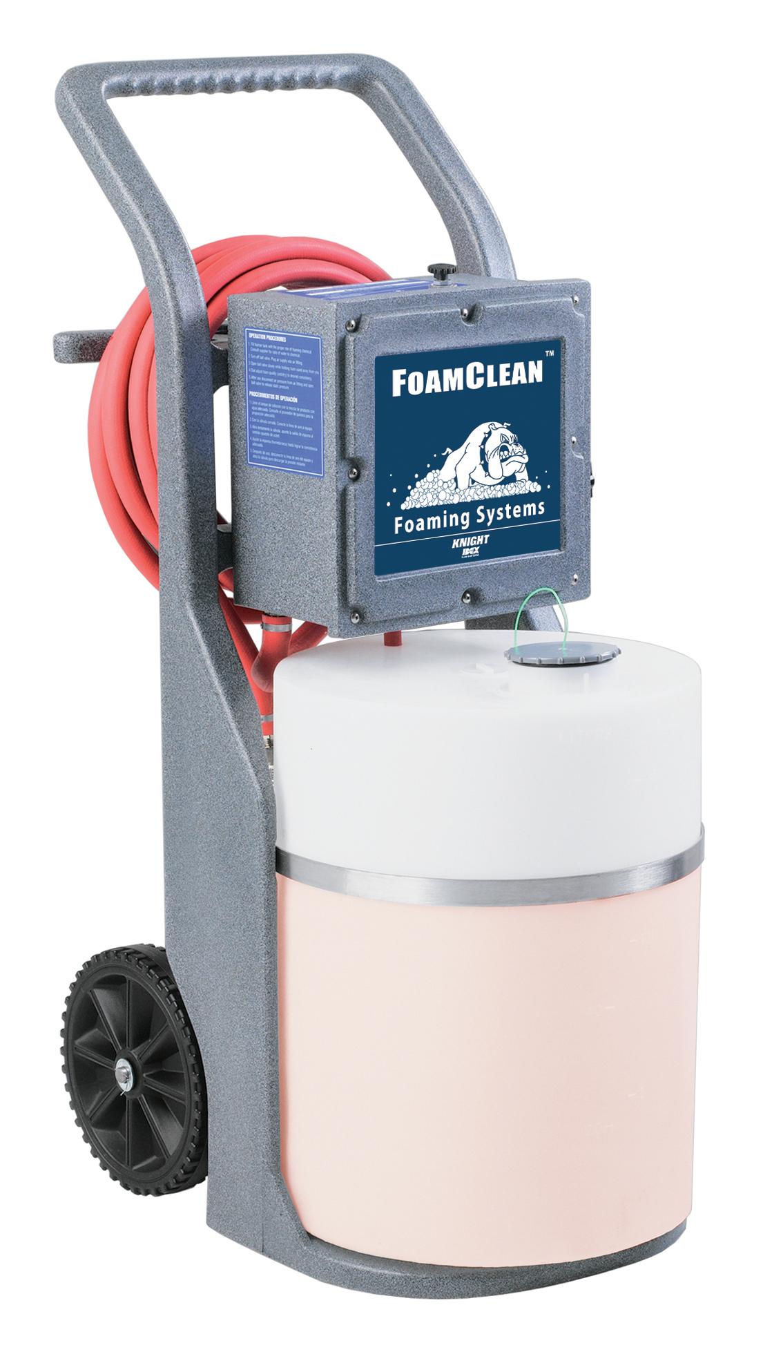Foam Cleaning