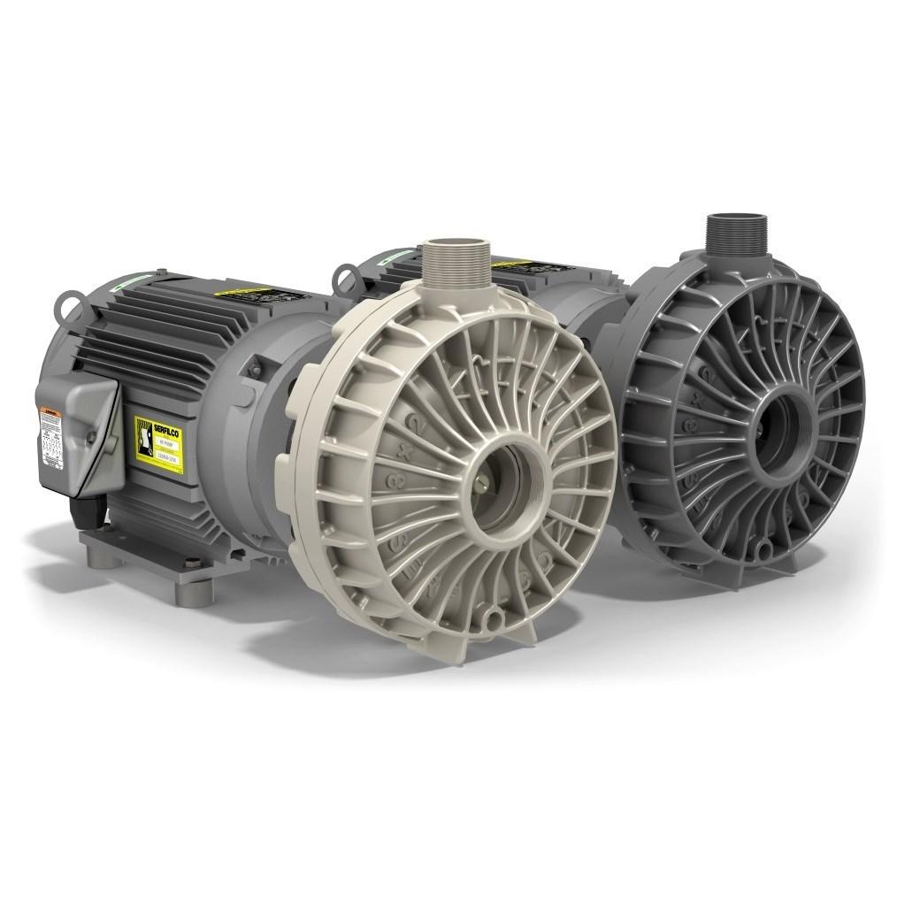Serfilco Horizontal Pumps