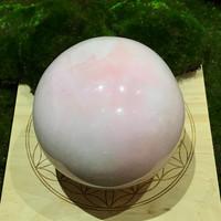 Pink Aragonite Sphere