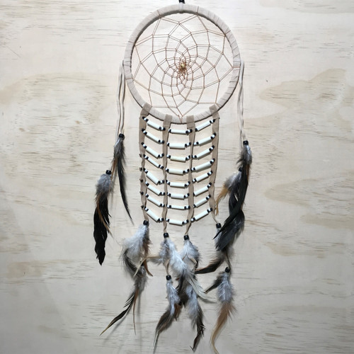 Cream Dreamcatcher