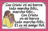 Con Cristo en Mi Barca (With Christ in My Boat)