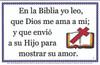 La BIblia dice que Dios Ama (Bible Says God Loves)