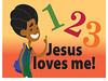 123 Jesus Loves Me