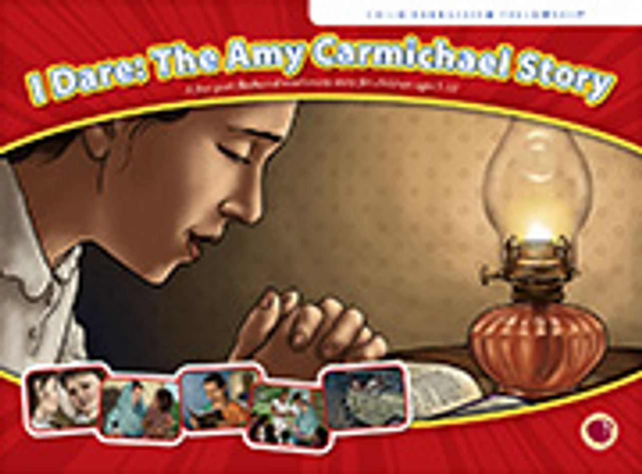 I Dare: The Amy Carmichael Story (flashcards)