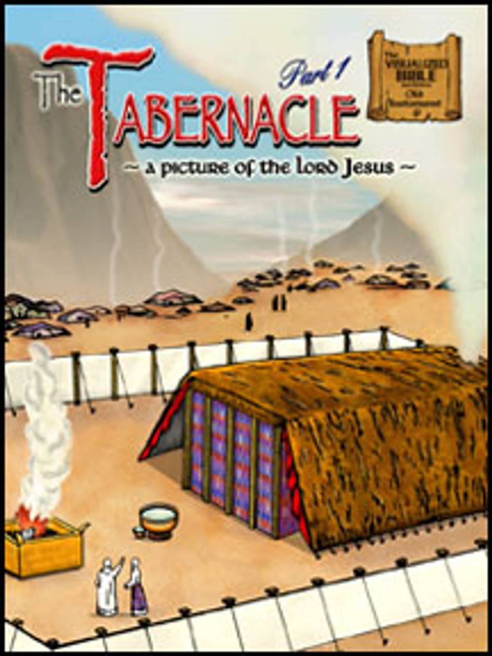 The Tabernacle Part 1 (visuals only)