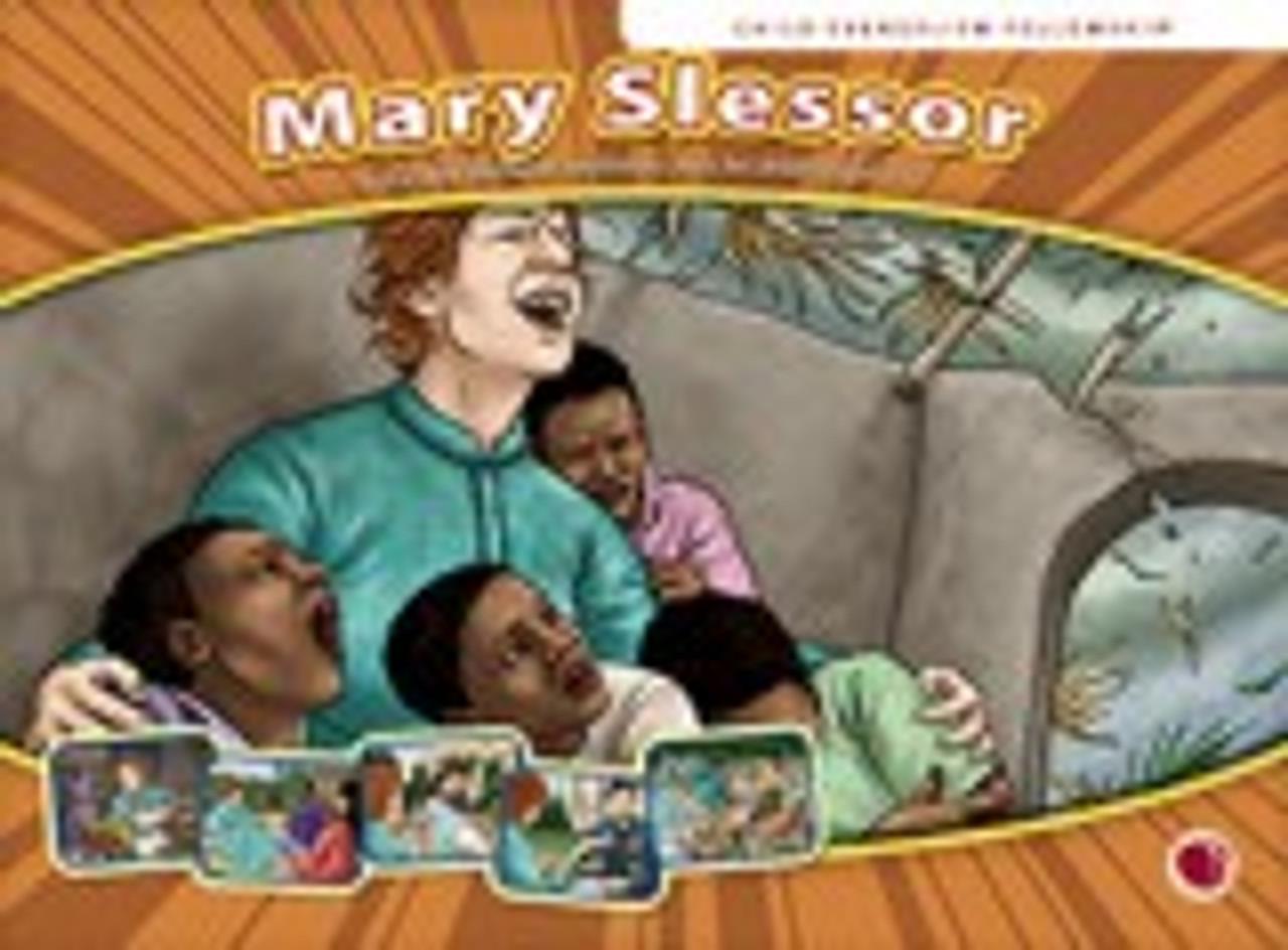 Mary Slessor (flashcards)