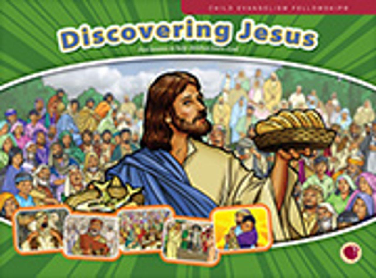 Discovering Jesus (flashcards)