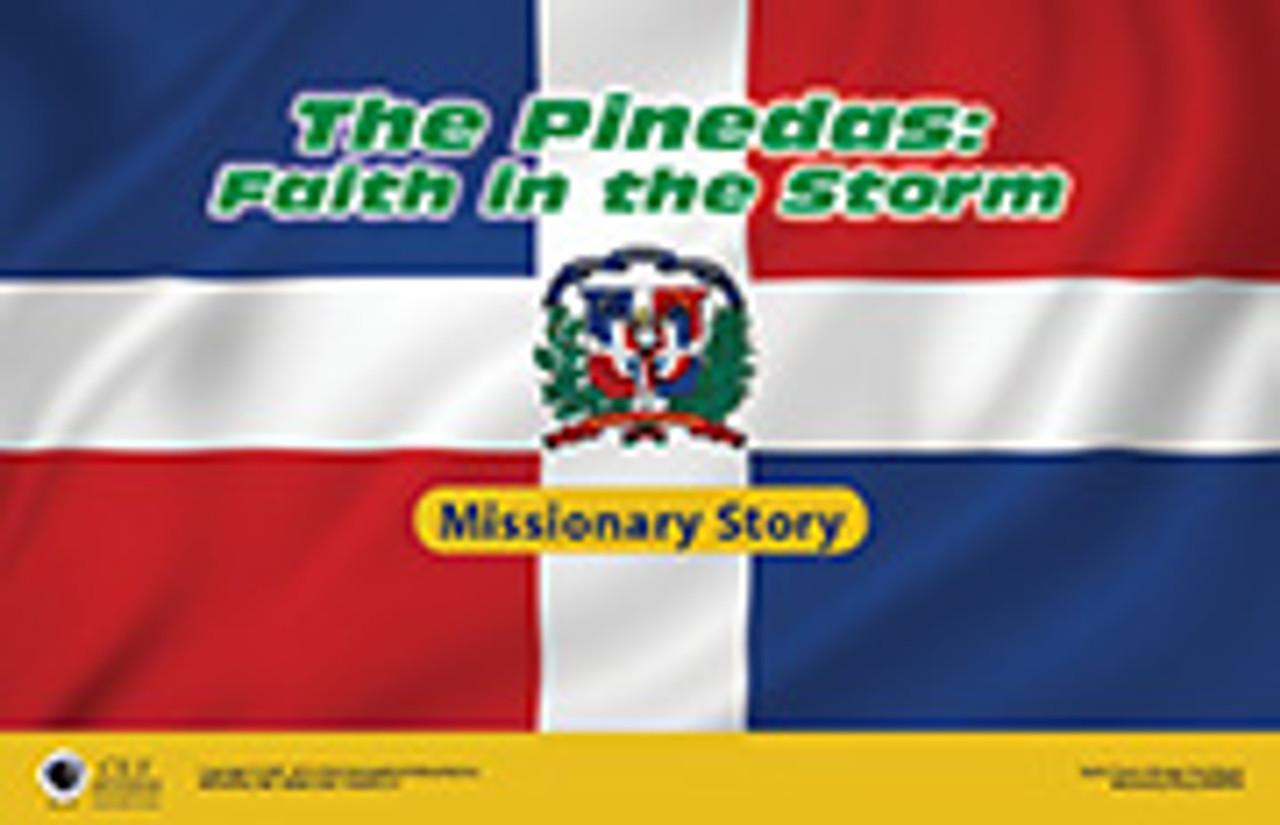 The Pinedas: Faith in the Storm