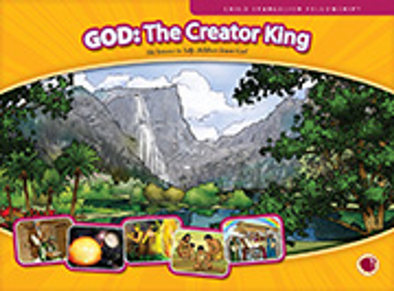 God: The Creator King (flashcards) 2017