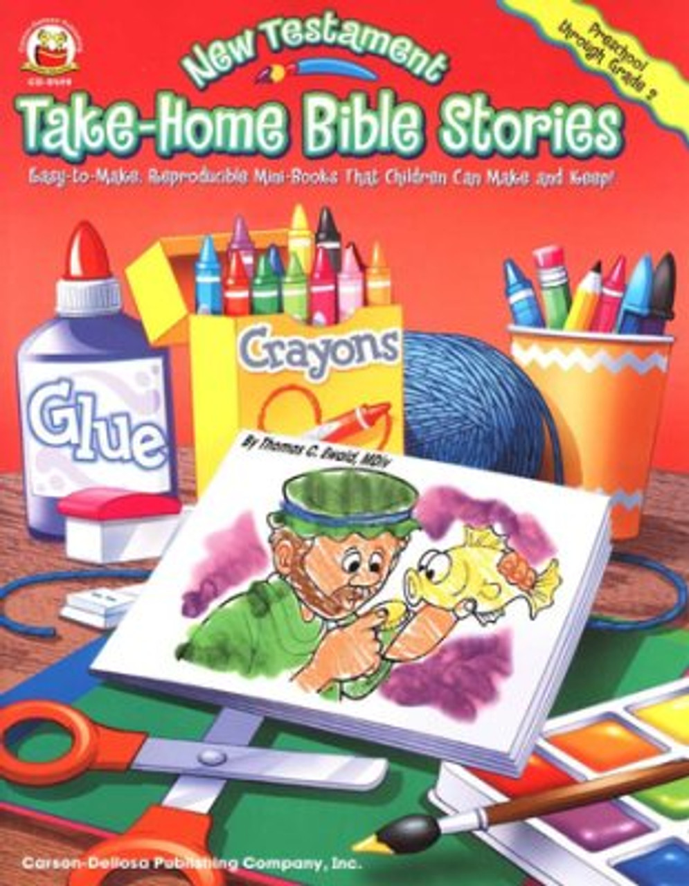New Testament Take Home Bible Stories