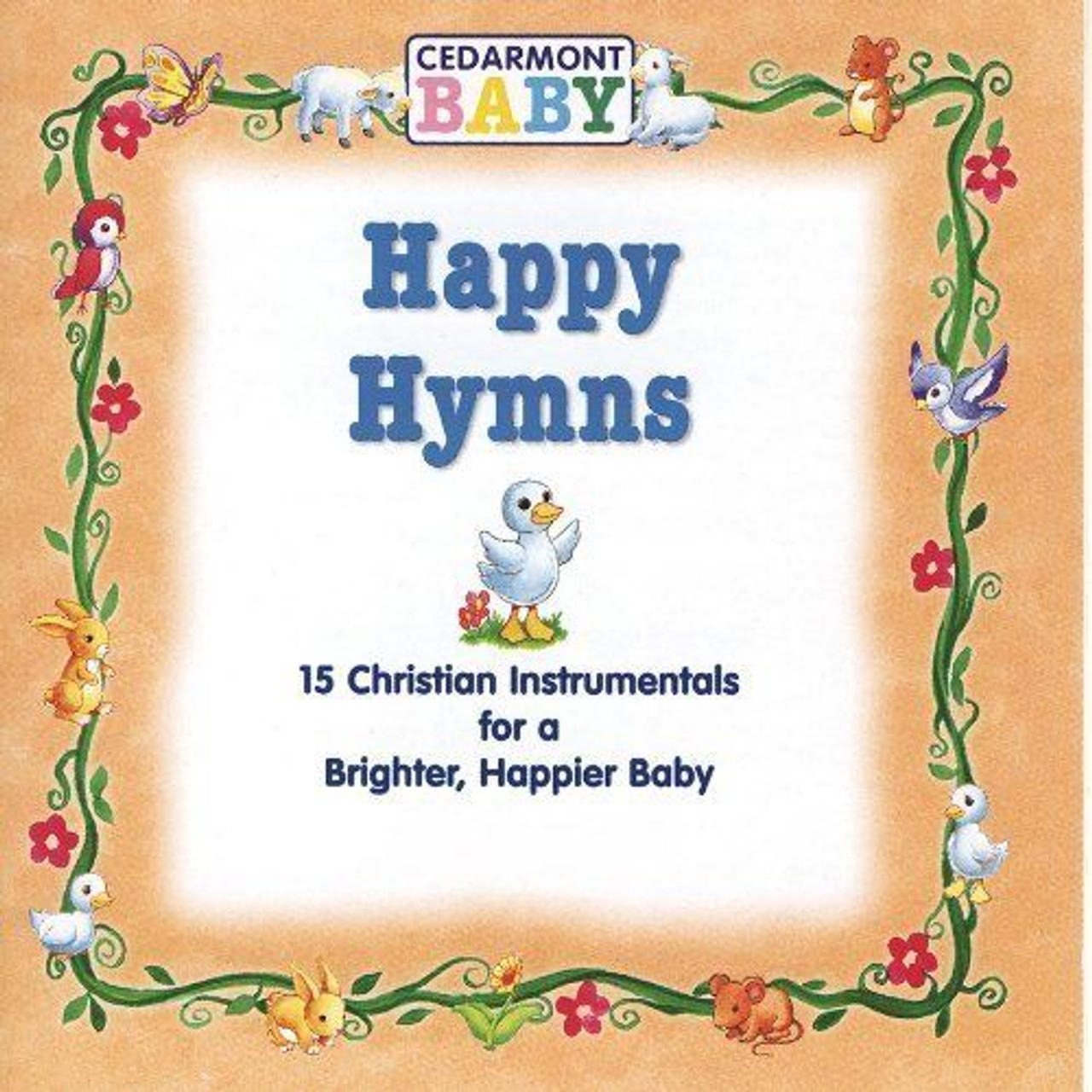 Happy Hymns (music cd)