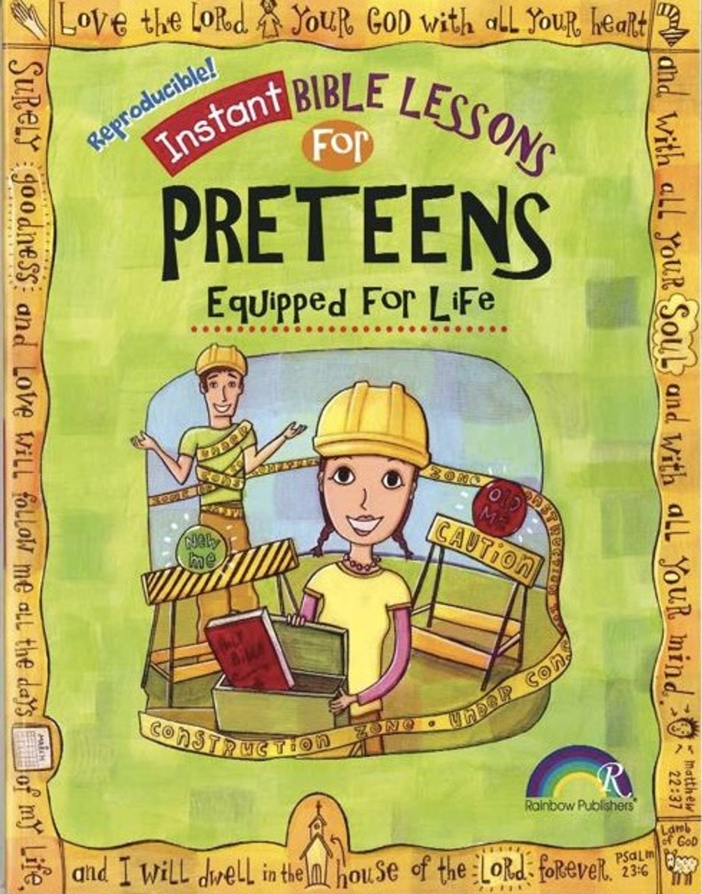 Instant Bible Lessons for Preteens - Equipped for Life