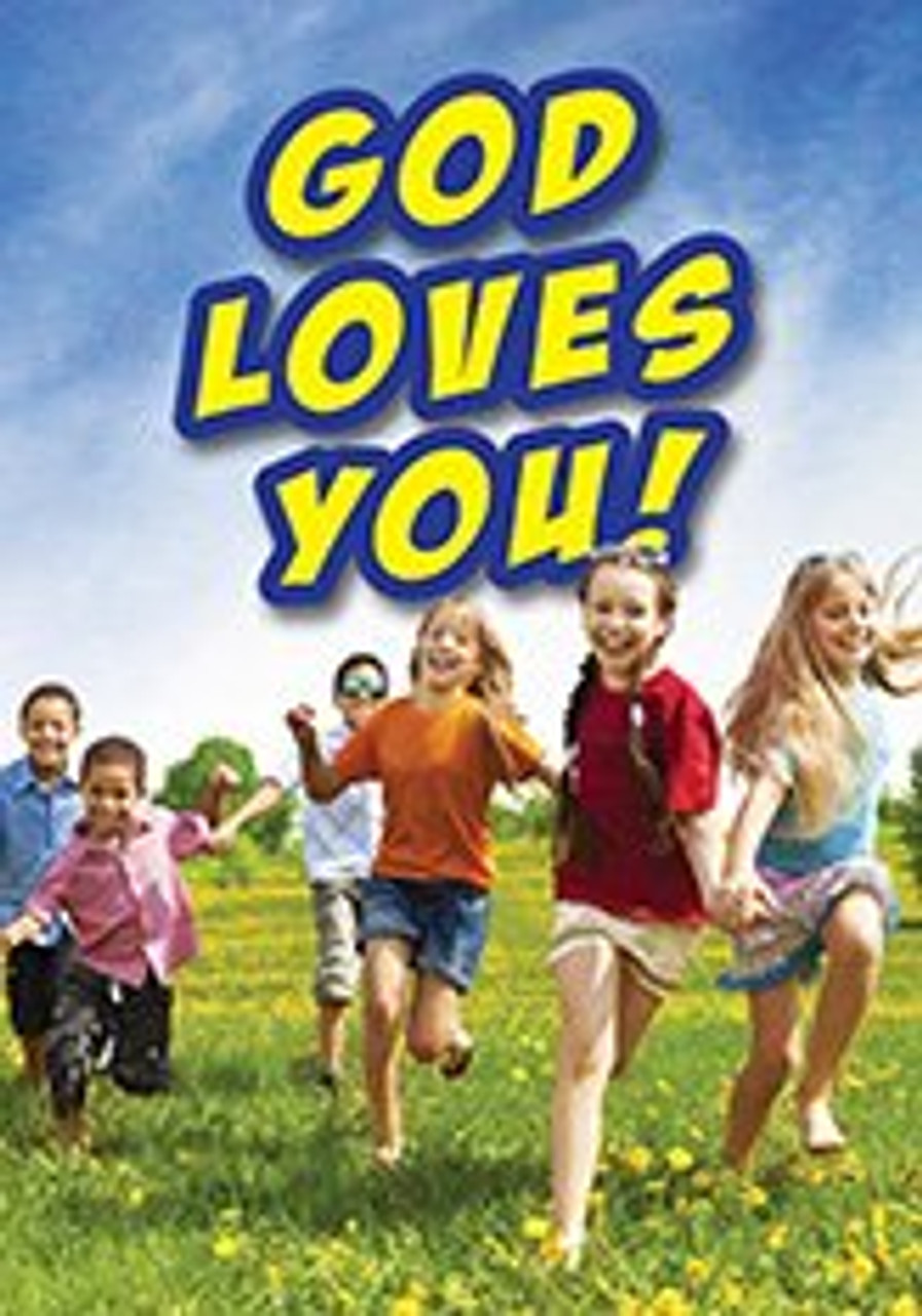 God Loves You! (tract) ESV