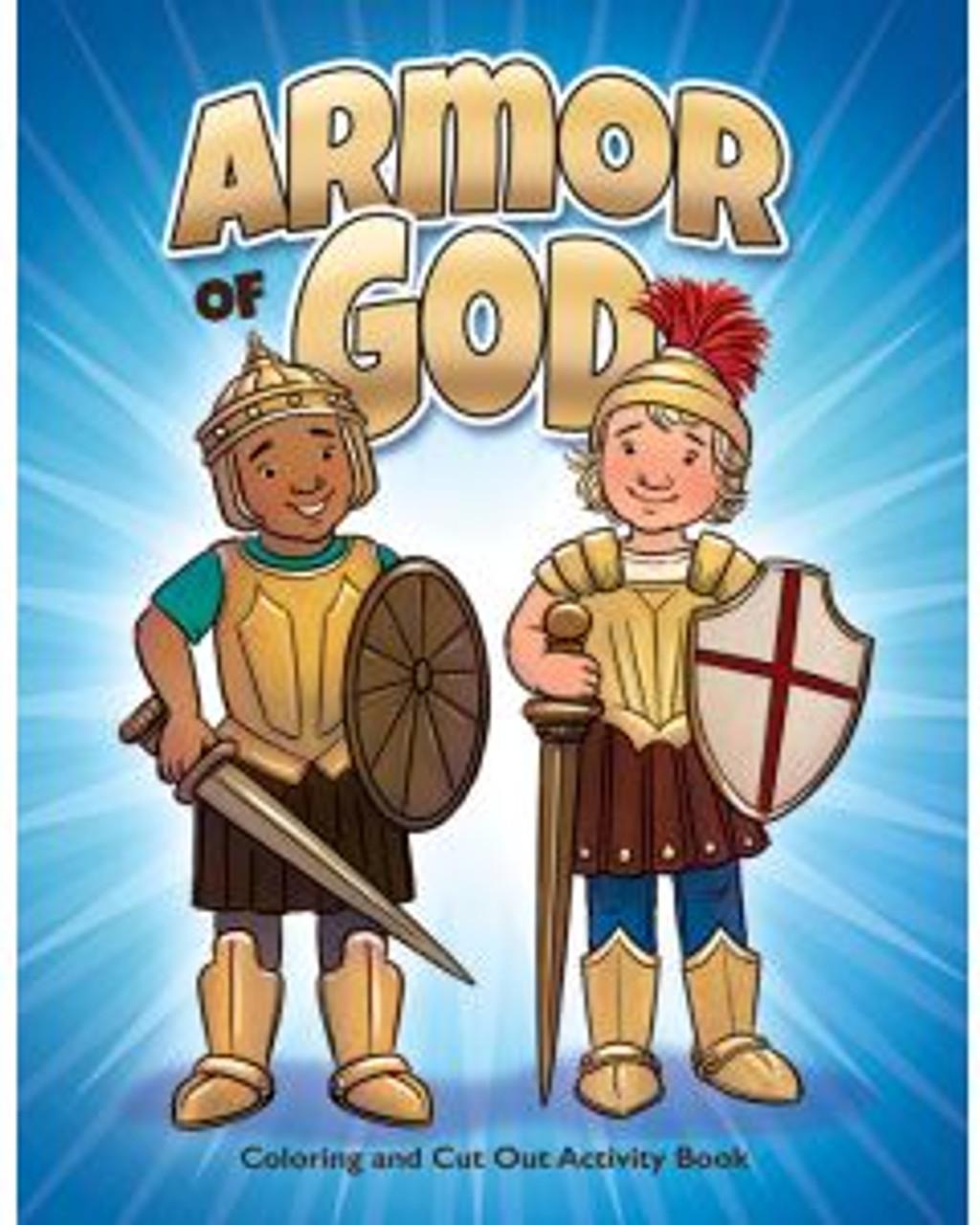 Armor Of God (activity book)