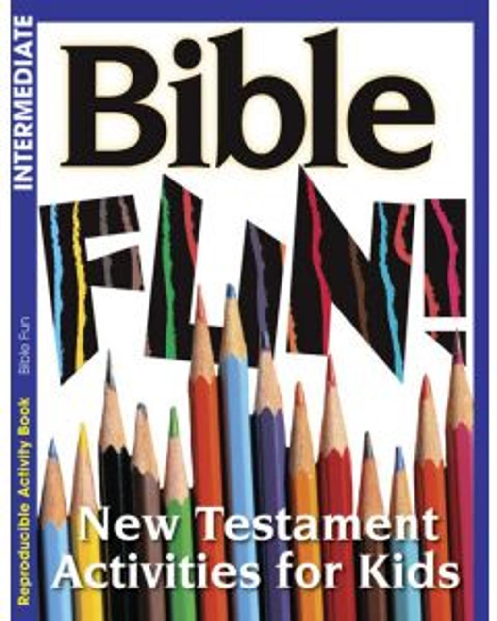 Bible Fun New Testament (activity book)