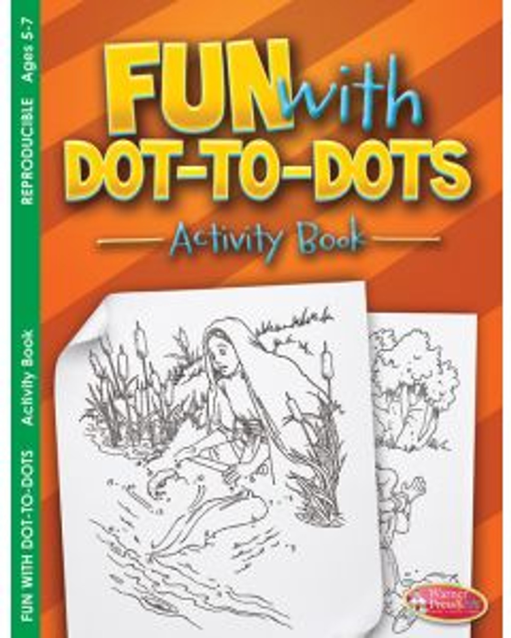 Fun With Dot-to-Dots (activity book)