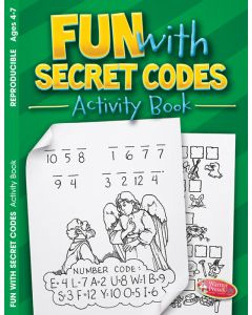 Fun With Secret Codes (activity book)