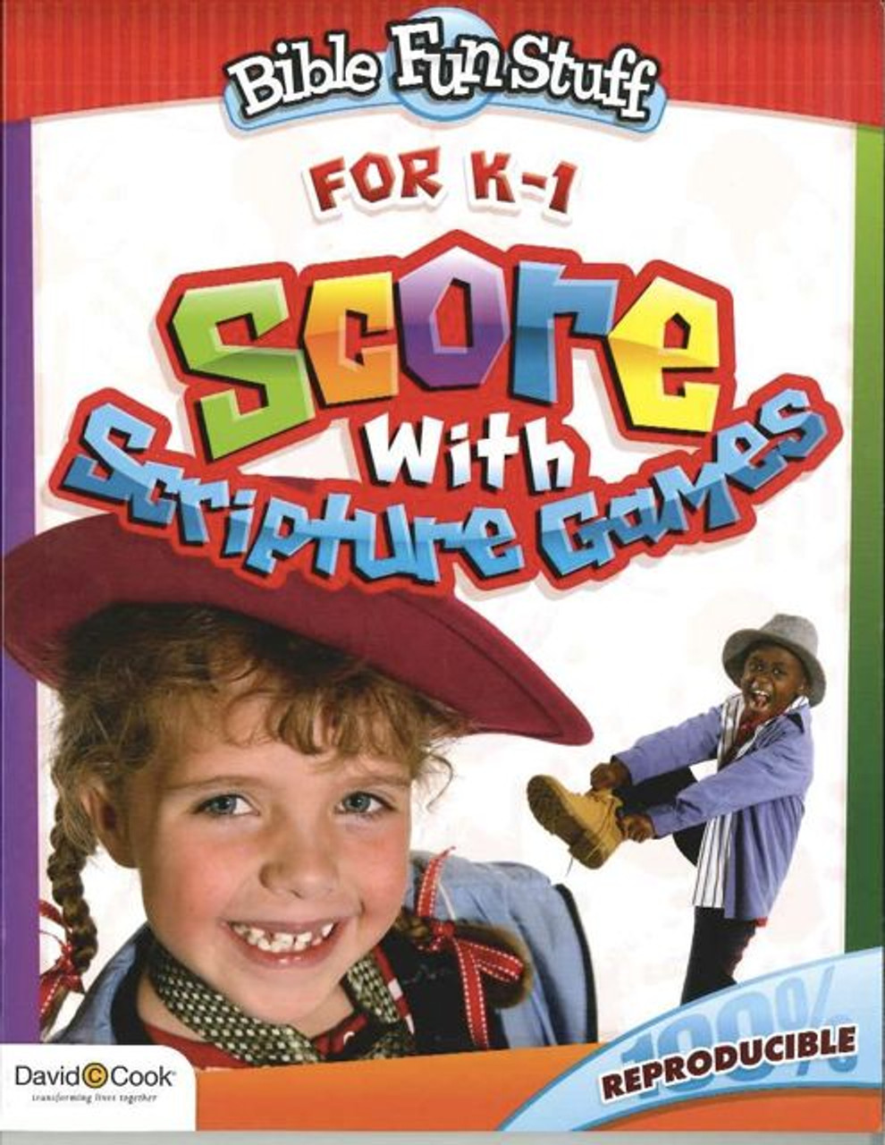 Bible Fun Stuff For K -1 Score With Scripture Games