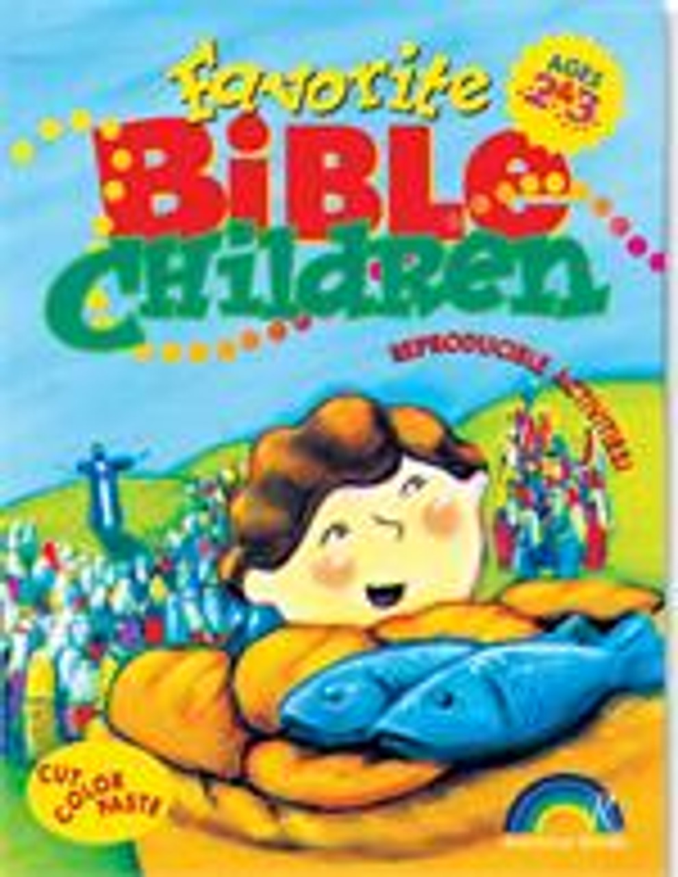 Favorite Bible Children - Ages 2&3