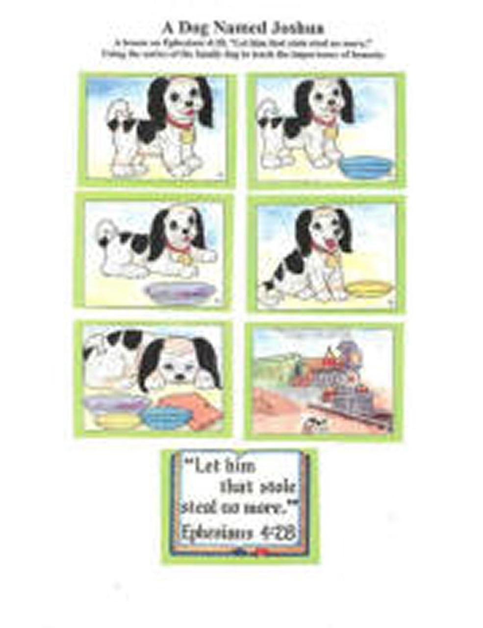 A Dog Named Joshua (object story)