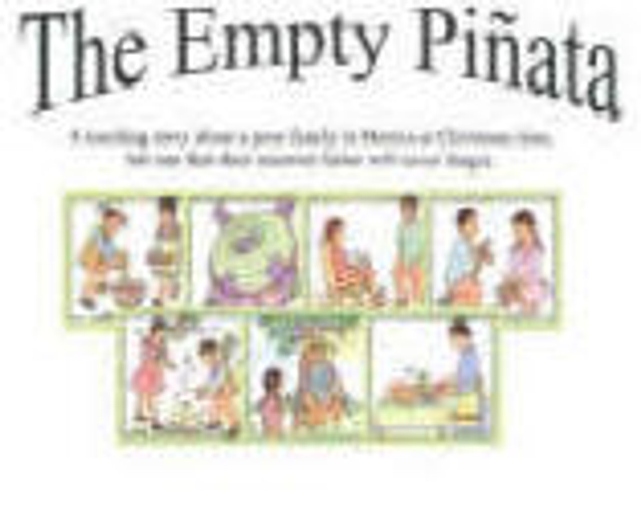 The Empty Piñata (object story)
