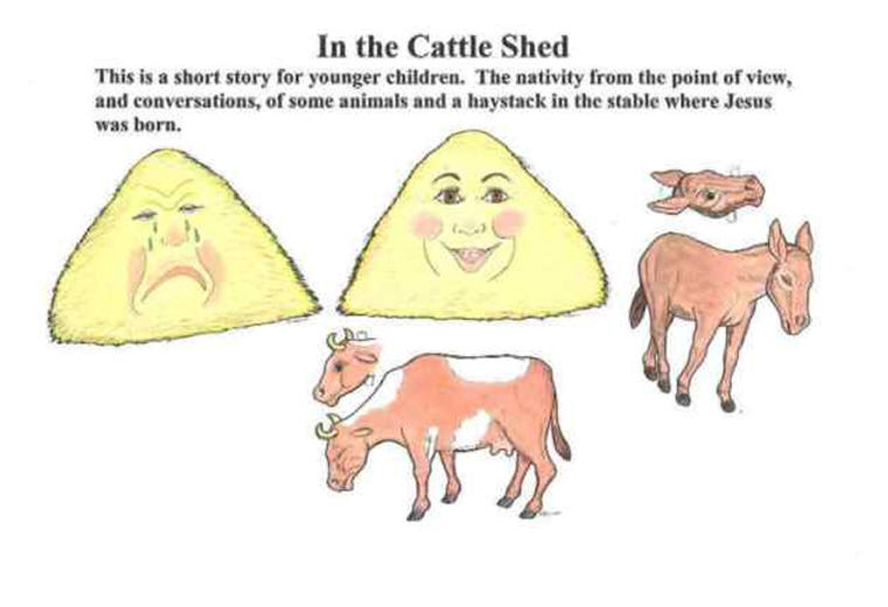 In the Cattle Shed (object story)