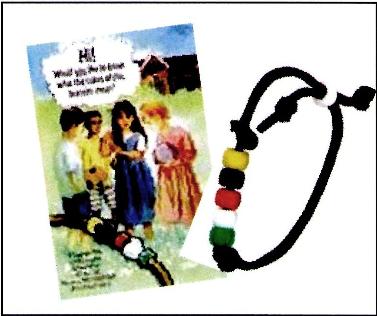 WB Bracelet Kit and  tract