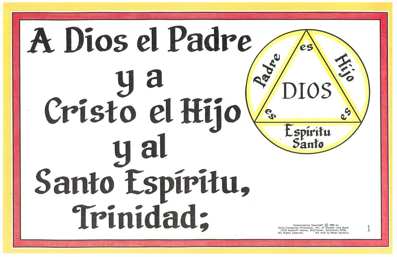 A La Trinidad (To The Trinity)