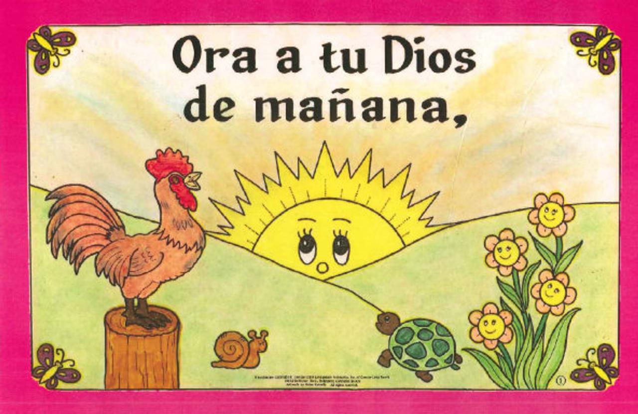 Ora a Dios (Whisper a Prayer)