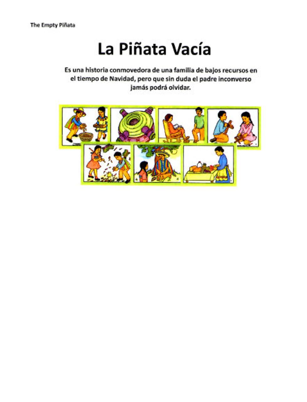 La Piñata Vacia (Empty Piñata)