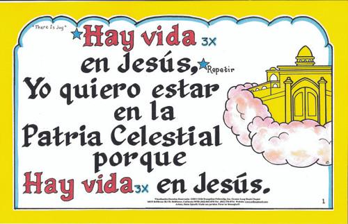 Hay Vida (There is Joy)