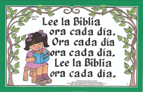 Lee La Biblia (Read Your Bible)