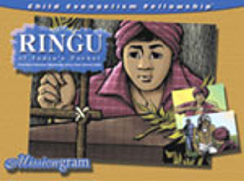 Ringu of India's Forest (flashcards)