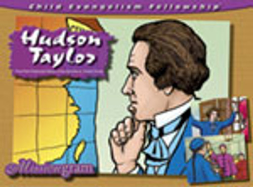 Hudson Taylor (flashcards)