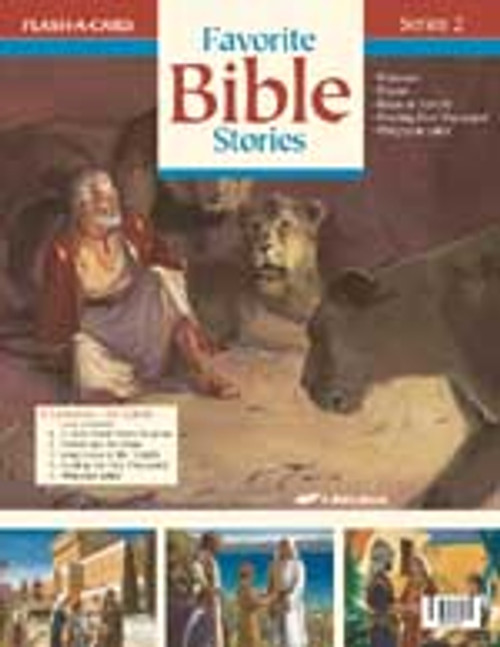 Favorite Bible Stories 2 (12x16)