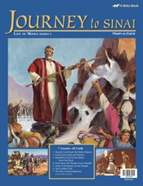 Journey to Sinai Life of Moses Series 2 (12x16)